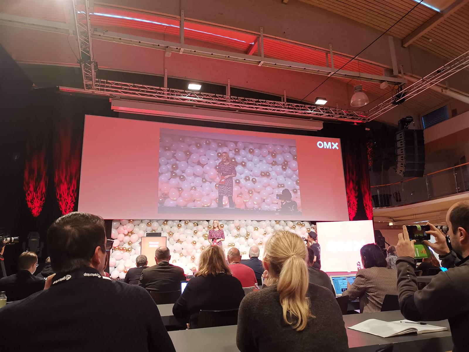 Recap der OMX 2019 – Oliver Hauser und sein Team überzeugen mit klasse Konferenz Set-up und grandiosen Inhalten