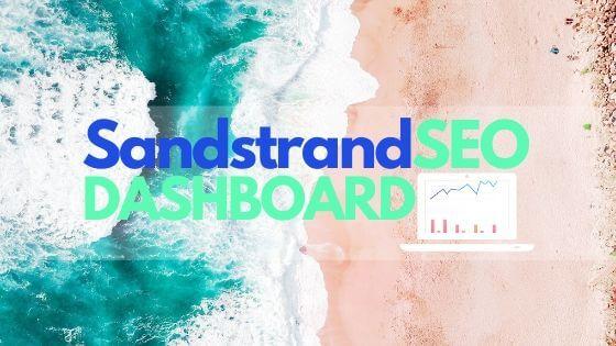 SandstrandSEO-Dashboard