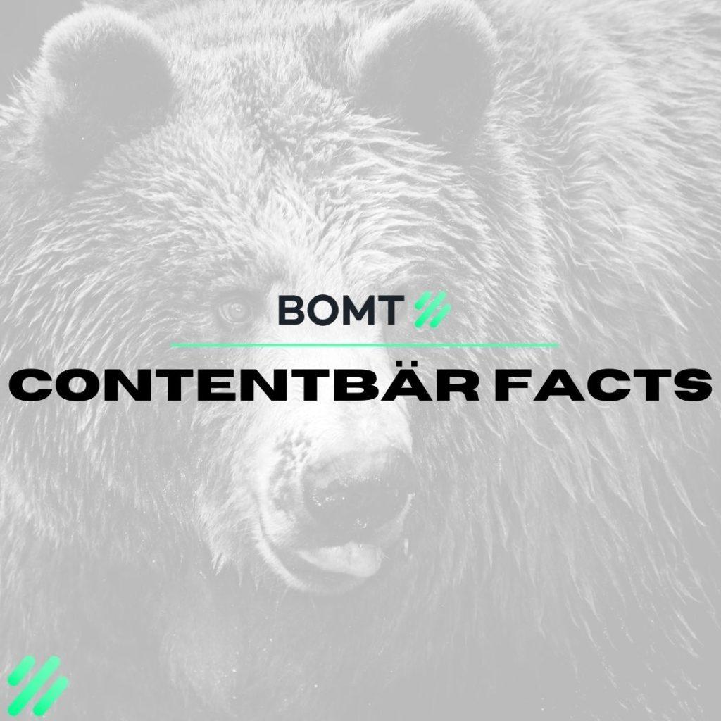 Contentbär Facts